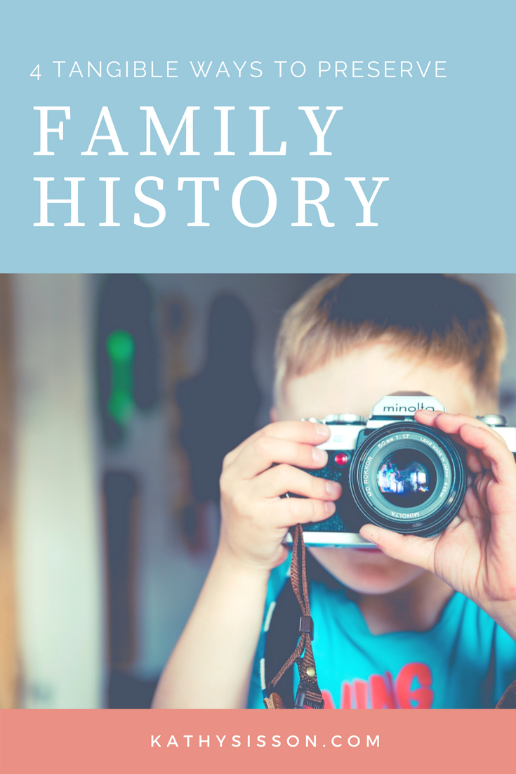 4 Ways to Preserve Your Family History to Survive the Digital Dark Age